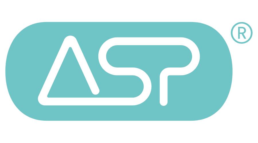 Advanced Sterilization Products (ASP) Logo Vector.