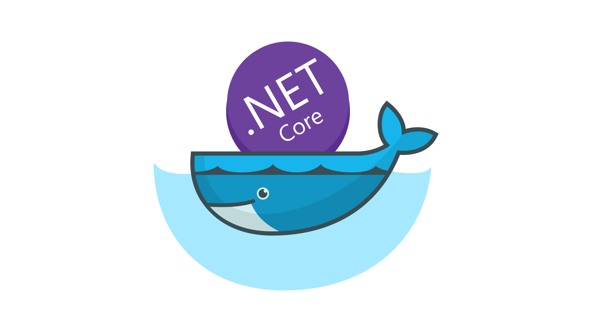 First contact to ASP.NET Core with Docker.