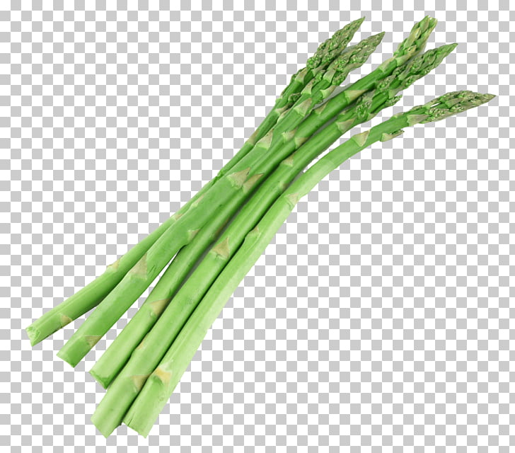 Bunch Of Asparagus, five asparagus PNG clipart.