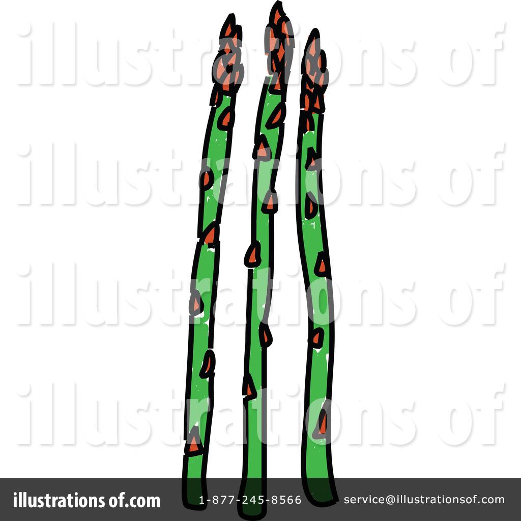 Asparagus Clipart #66128.
