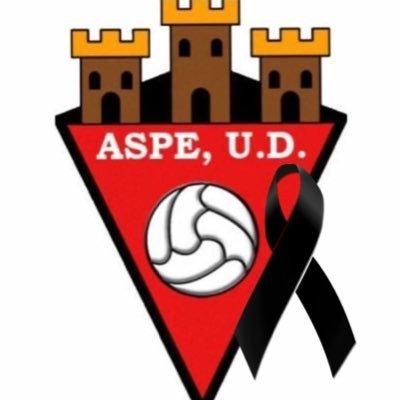 Aspe Unión Deportiva (@ASPEUDoficial).