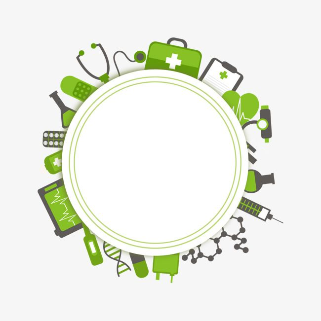 Green Medical Background, Medical Green, Medical Background.