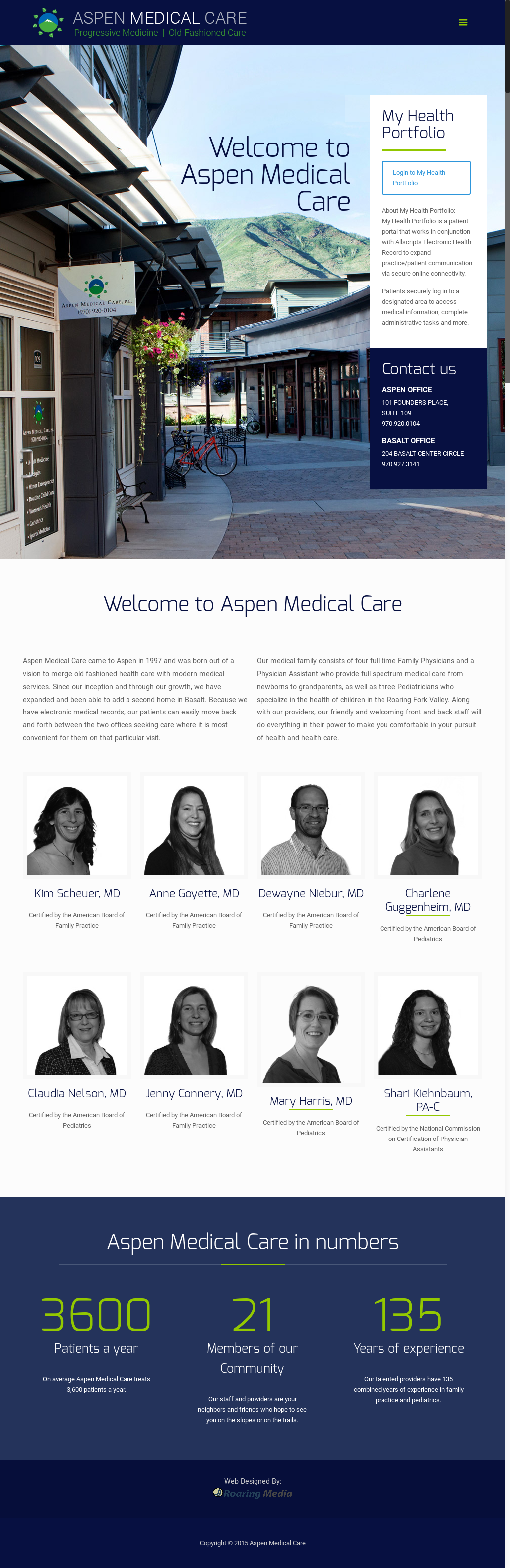 Aspen Medical Care Competitors, Revenue and Employees.