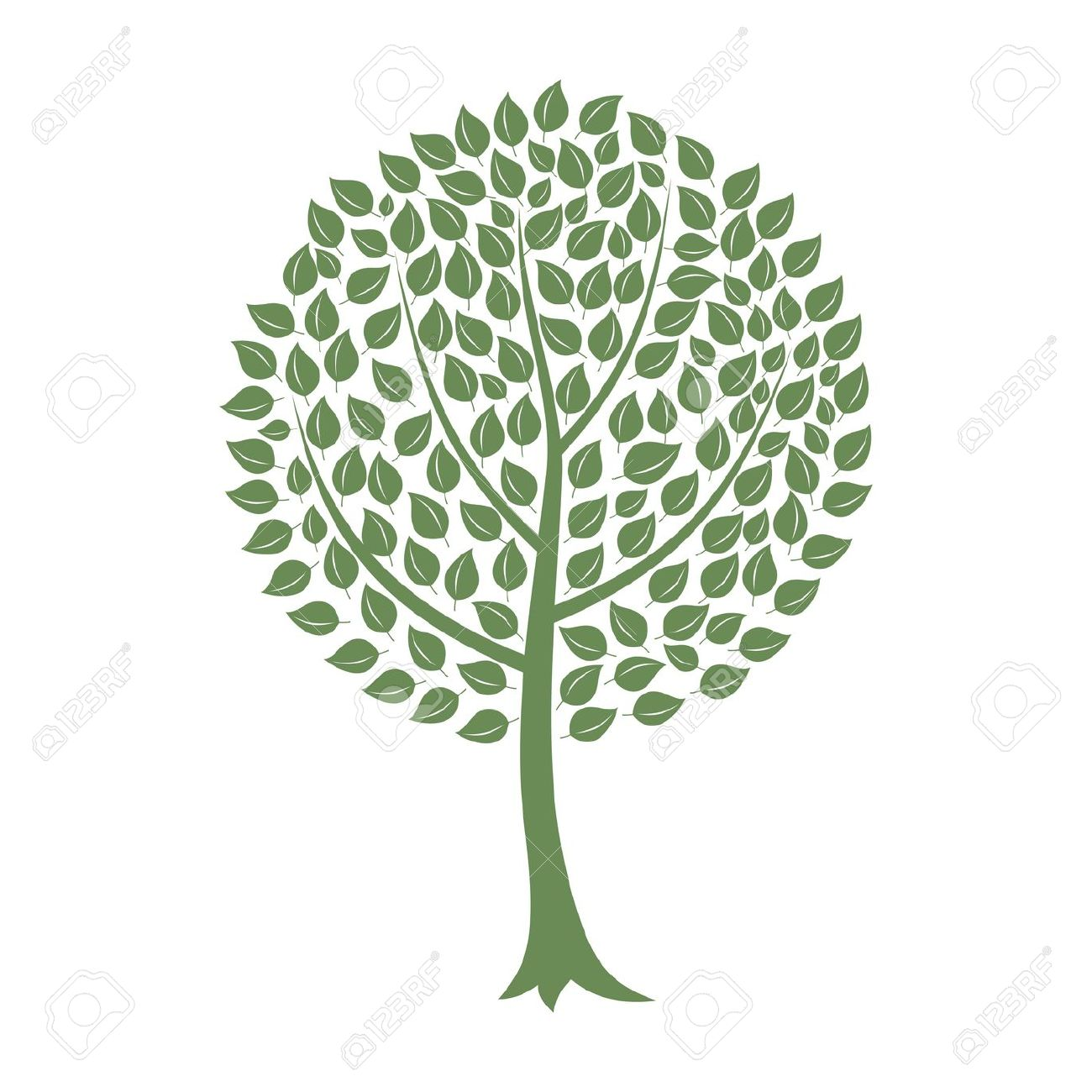 Aspen trees clipart - Clipground