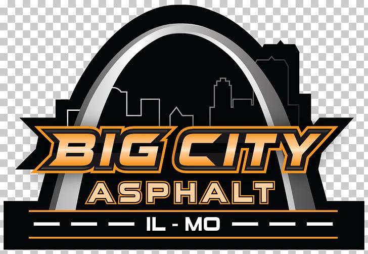 Big City Asphalt Asphalt concrete Sealcoat Logo, others PNG.