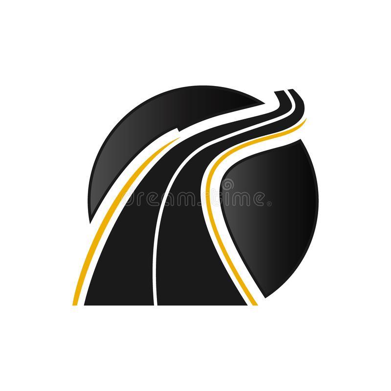 Paving Logo Stock Illustrations.
