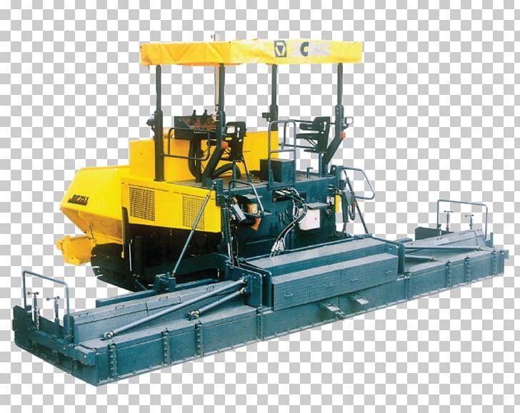 Machine Paver Asphalt Concrete Road PNG, Clipart, Asphalt.