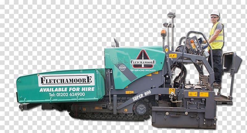 Fletchamoore Ltd Heavy Machinery Paver Joseph Vögele.