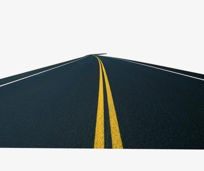 Asphalt Road Background Material, Road Clipart, Asphalt Road.