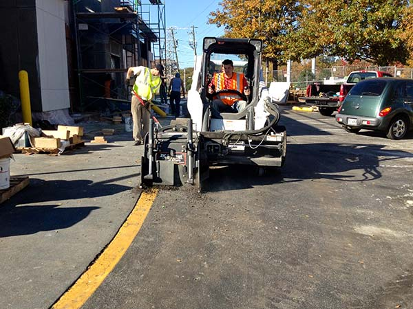 Able Asphalt Paving.