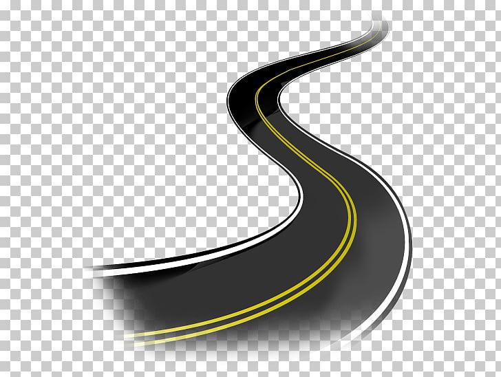 Road surface Asphalt , road PNG clipart.