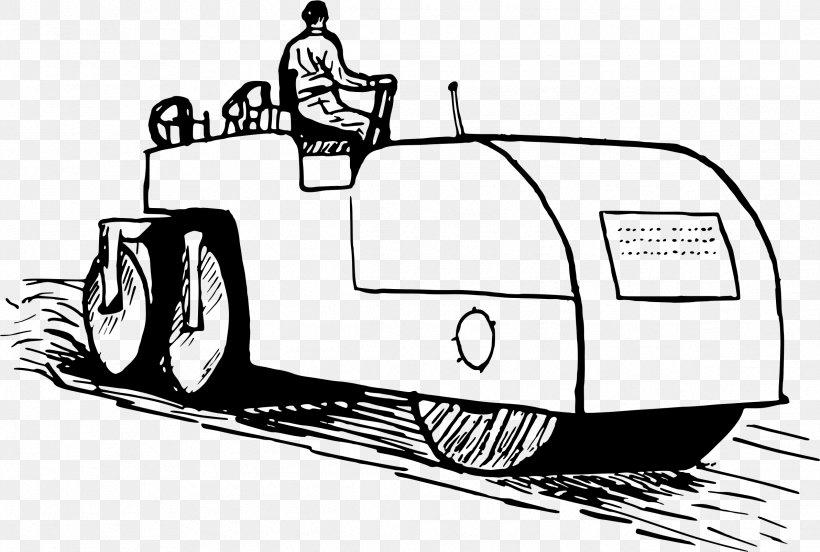 Car Road Roller Clip Art, PNG, 2385x1608px, Car.