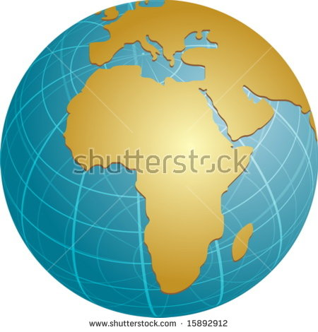 Gold Globe Clipart Stock Photos, Royalty.
