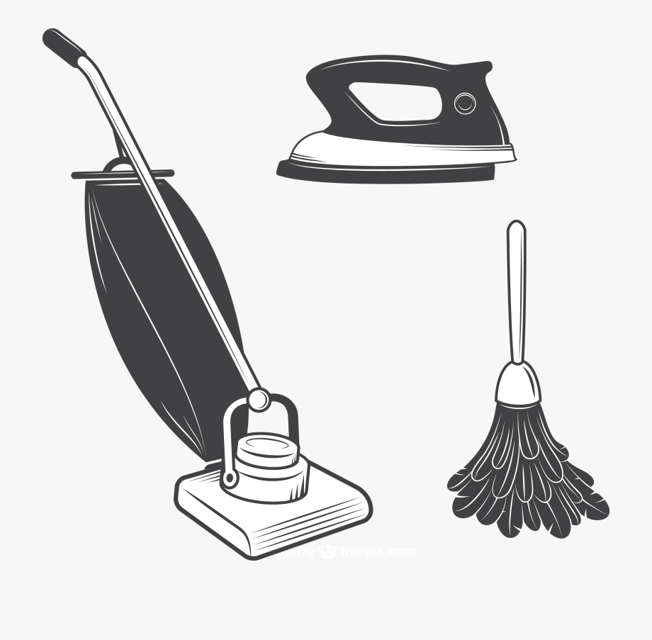 Vacuum Cleaning Clip Art Iron Transprent Png.