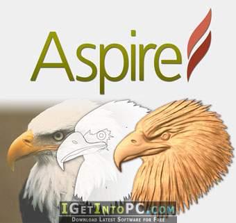Download Vectric Aspire 9012 + Bonus Clipart.