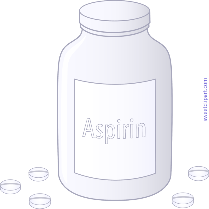 Aspirin clipart 3 » Clipart Portal.