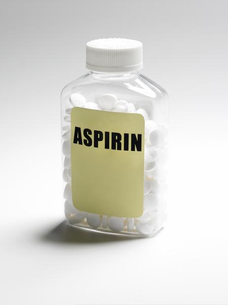 Aspirin Bottle.