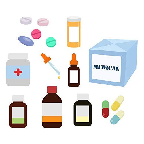 Amazon.com: Set of Medication, Pills, Capsules, Tablets.