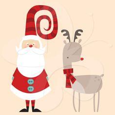 22 Best Christmas Clip Art images.