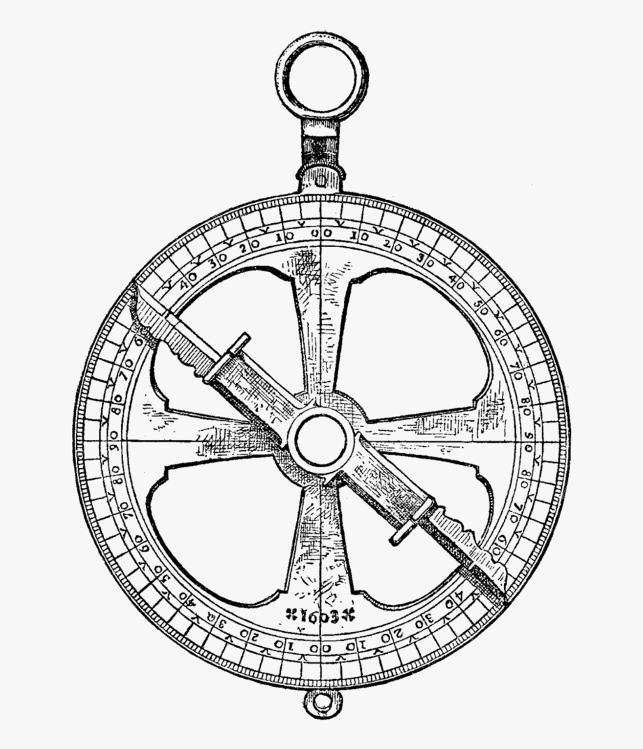 Clip Art Astrolabe Clipart.