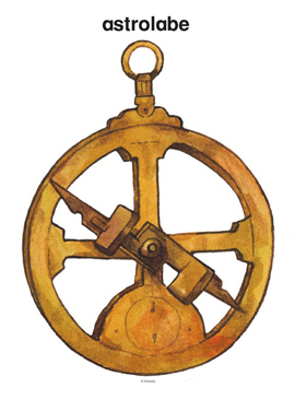 Astrolabe.