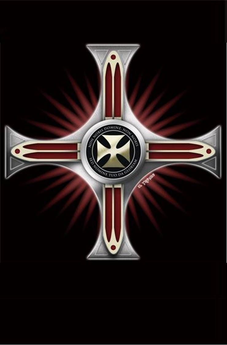 Pin on Templars.