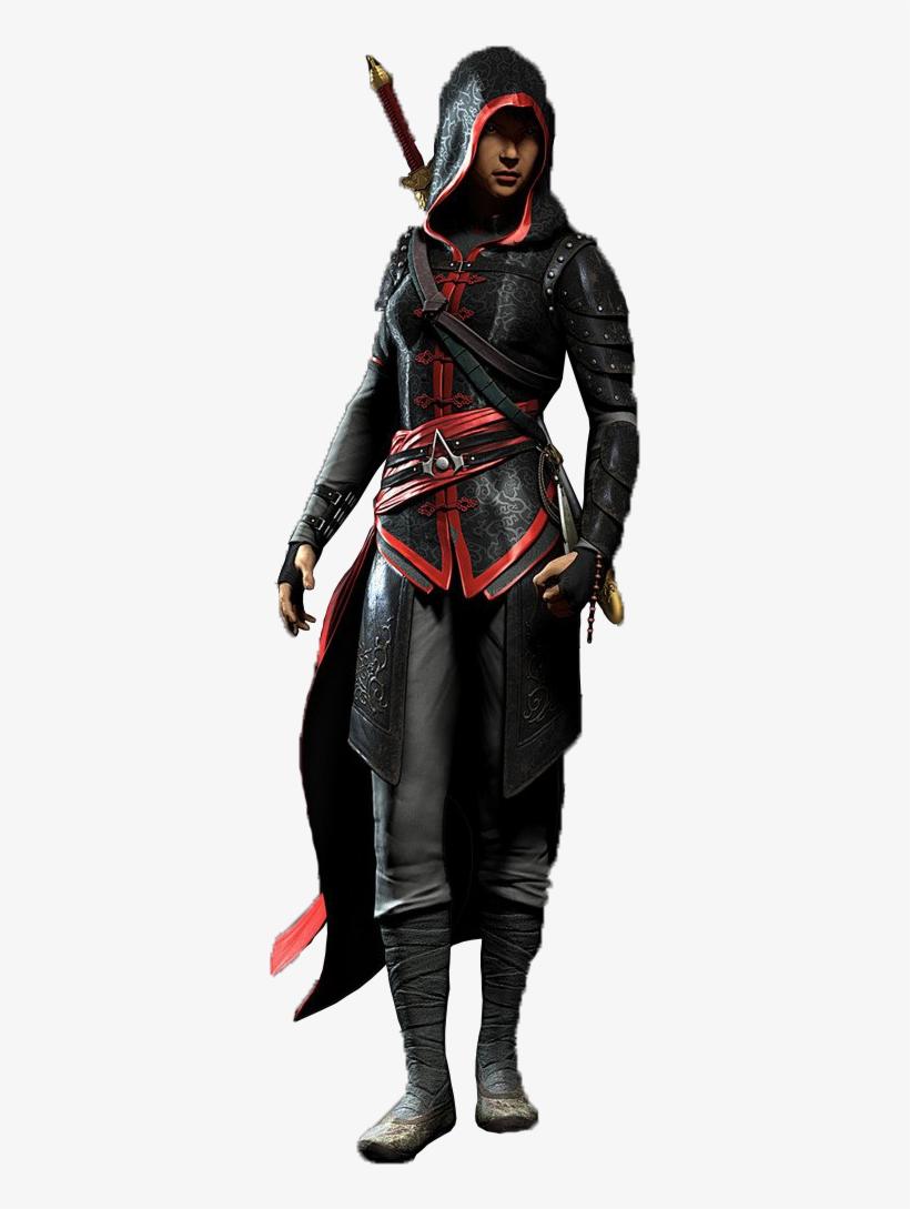 Descendants 2 Halloween Costumes Luxe Shao Jun Assassin.