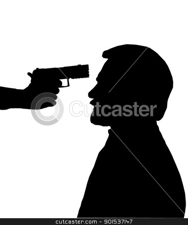 Assassination Clipart.