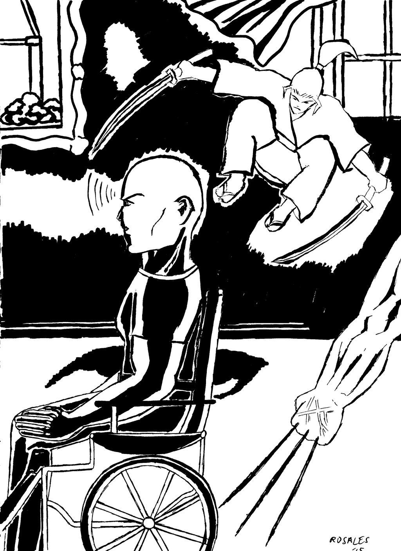 Inktober Professor X Assassination Attempt by Jojorozian on DeviantArt.