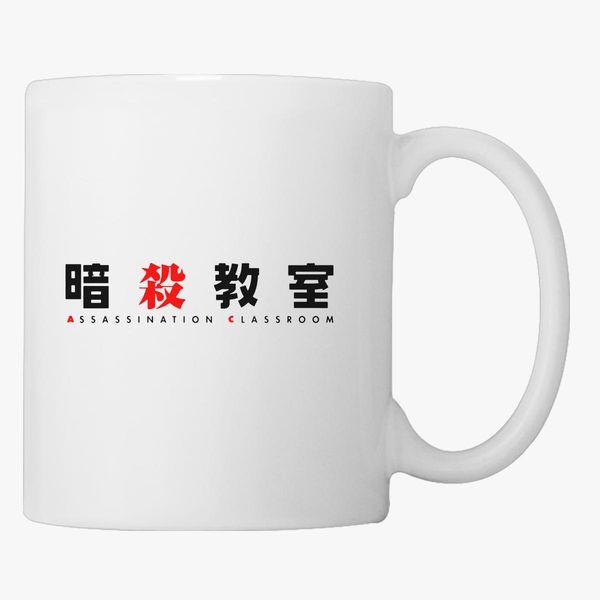 assassination Classroom logo Coffee Mug.