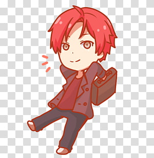 Assassination Classroom 365 Days transparent background PNG.