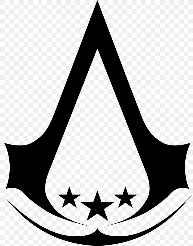 Assassin\'s Creed III Ezio Auditore Logo, PNG, 1800x2300px.