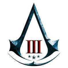 Afbeeldingsresultaat voor assassin\'s creed iii logo.
