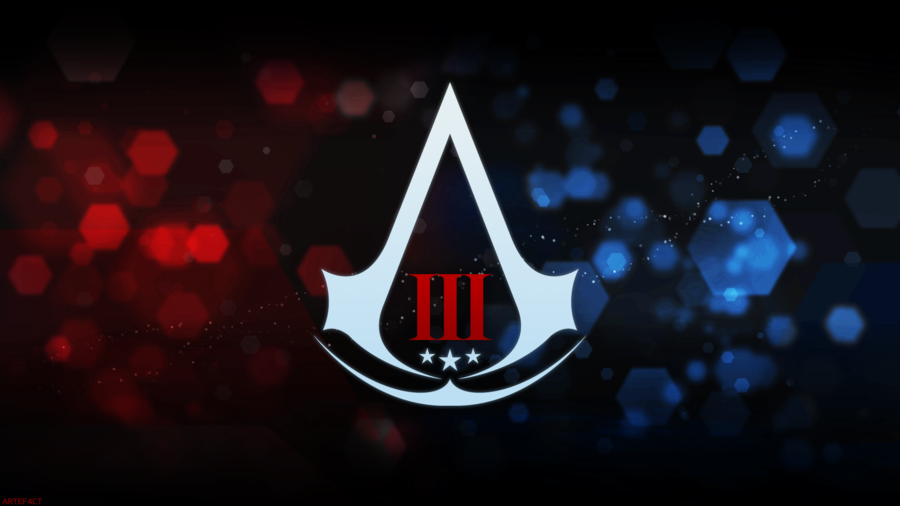 50+] Assassin\'s Creed 3 Logo Wallpaper on WallpaperSafari.