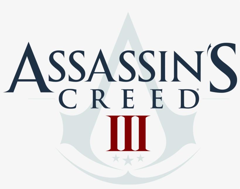 Assassin Creed 3 Logo PNG Image.