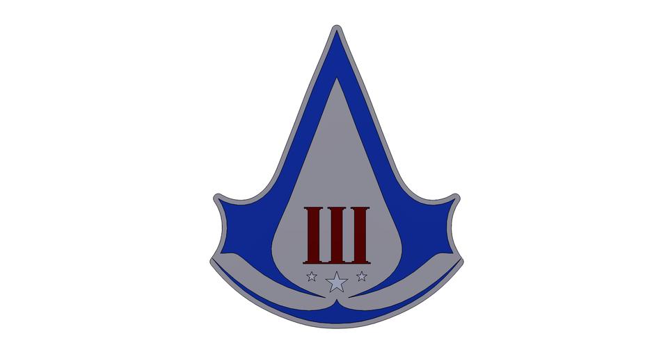 Assassin's Creed 3 Logo.