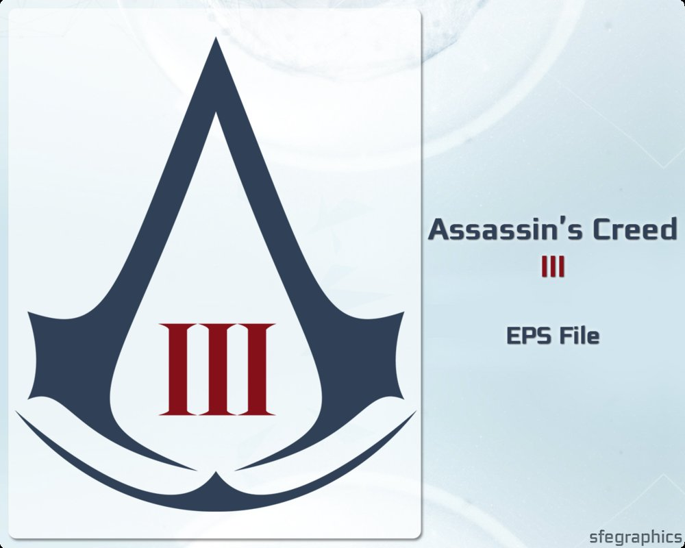 Logo Of Assassins Creed Iii.