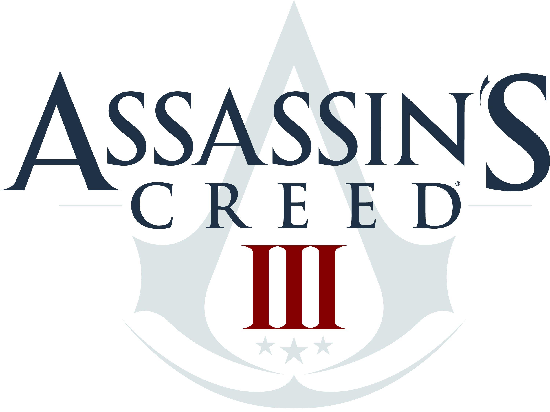 Assassin\'s Creed 3 logo.