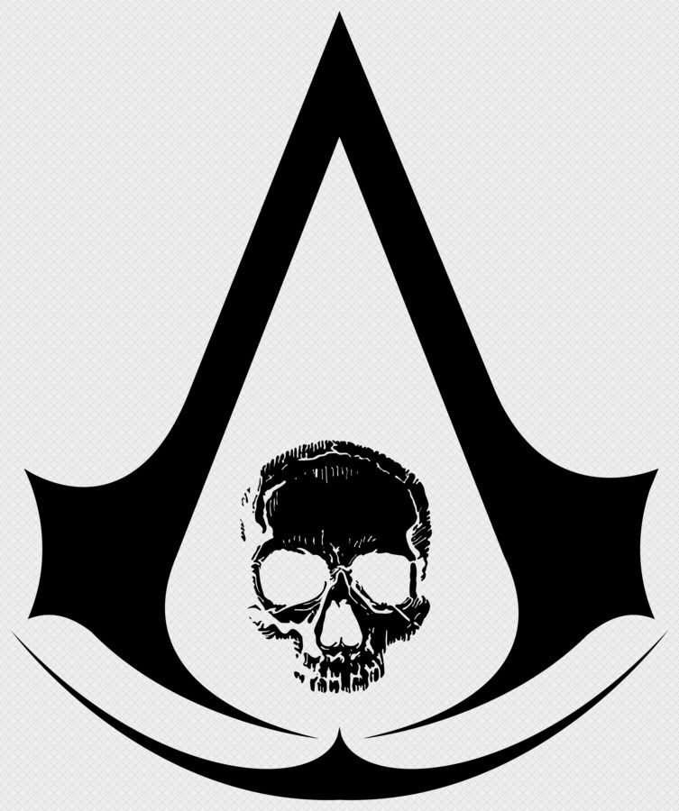 Assassin\'s Creed IV: Black Flag: Insignia (Black.