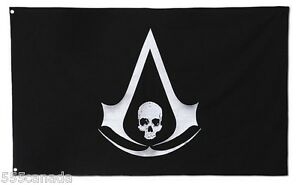 Details about Assassin\'s Creed IV 4 Pirate Black Flag Limited Collector\'s  Edition.