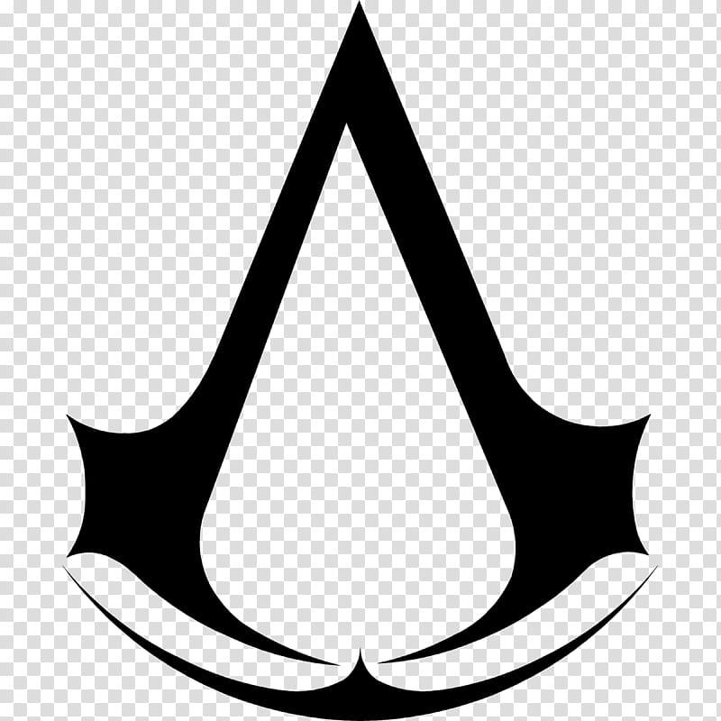 Logo of Masyaf Assassin Creed, Assassin\'s Creed logo.