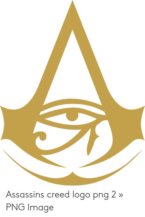Assassins Creed Logo Png 2 » PNG Image.