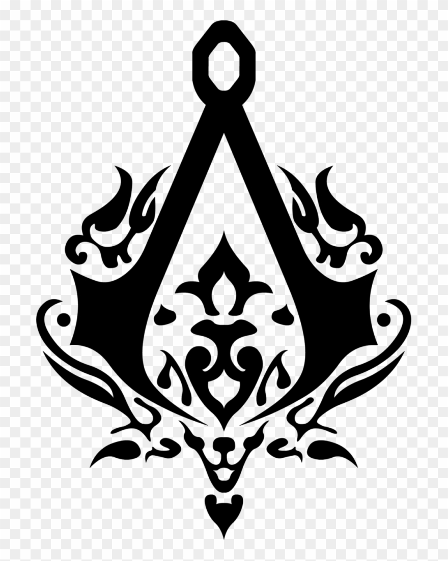 Assassin's Creed Symbol Png Clipart (#1549253).