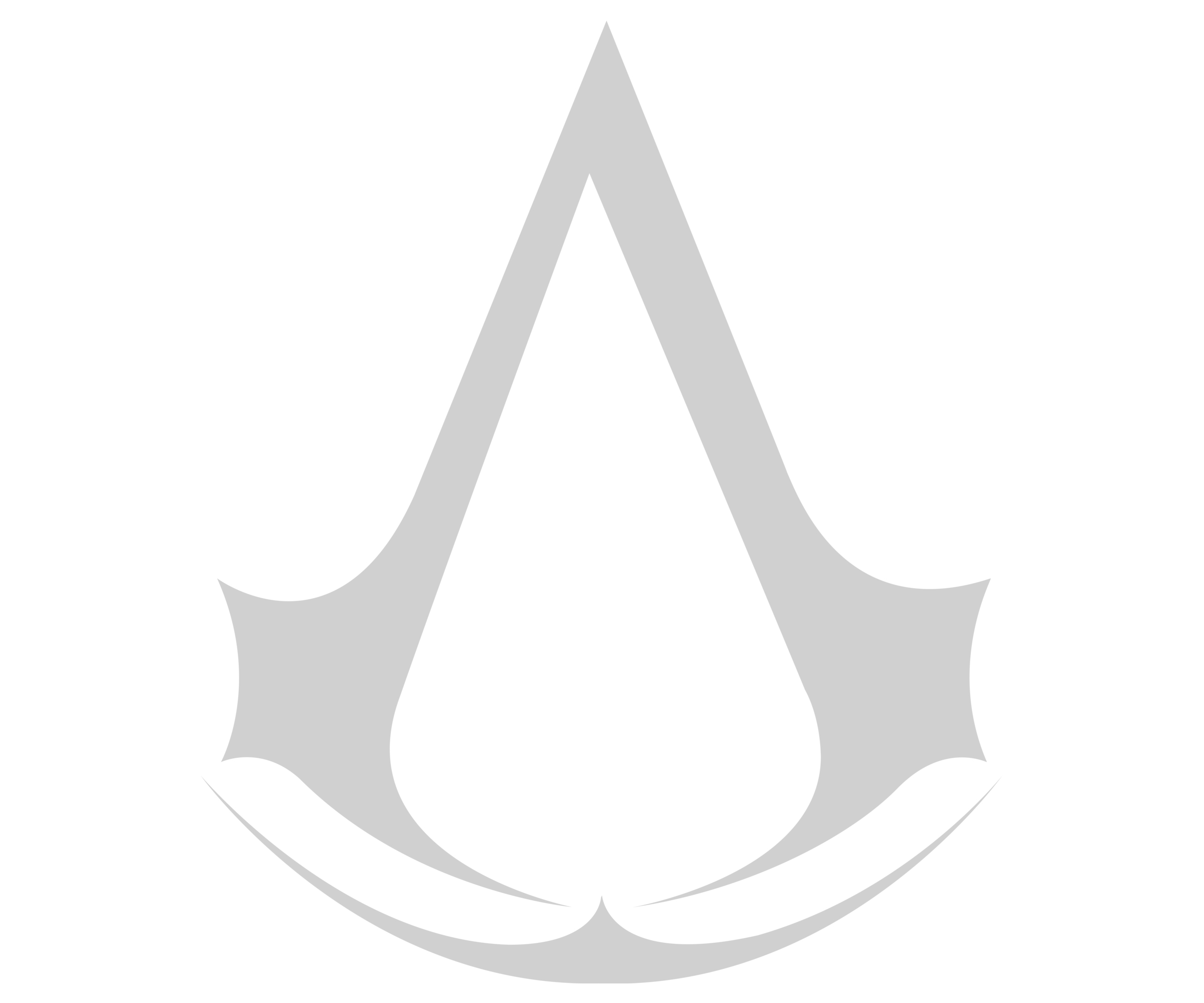 Meaning Assassins Creed logo and symbol.