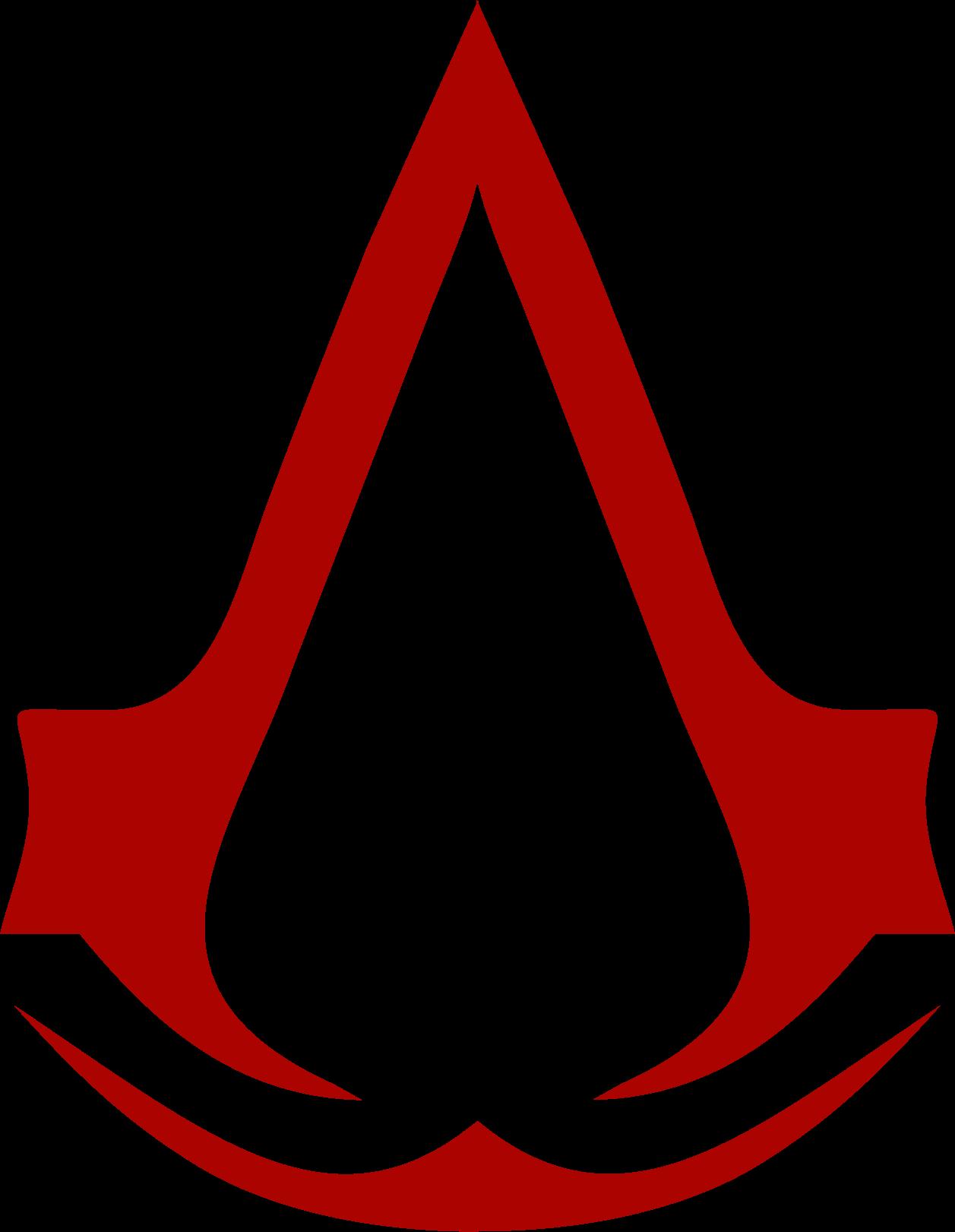 Assassins Creed A Logo transparent PNG.
