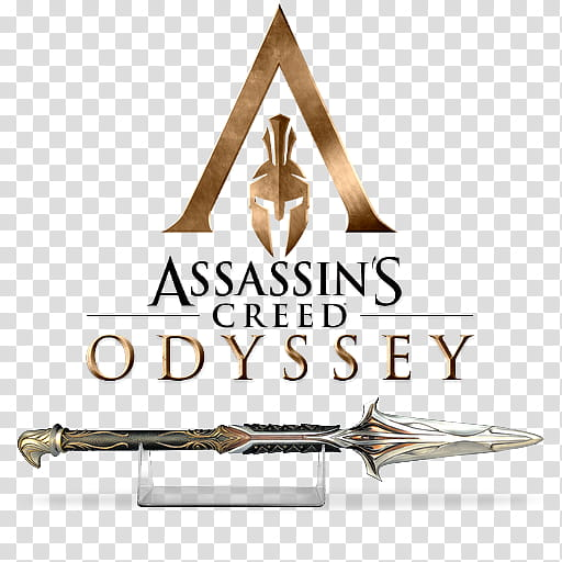 Icons Assassin Creed Odyssey and ICO, icone.