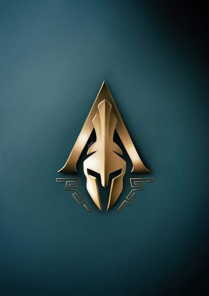 AC Odyssey arrowhead logo.