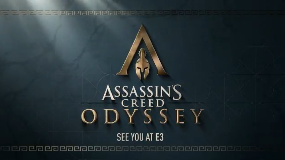 Assassin's Creed Odyssey' Revealed, More Details at E3.
