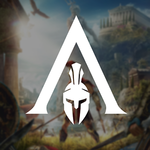 Details about Assassin\'s Creed Odyssey Logo / Vinyl Decal Sticker.