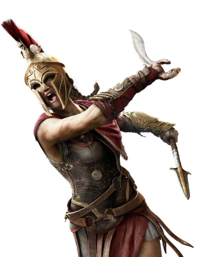 Download Free png Assassin's Creed Odyssey PNG Photo.